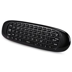Zeepin TK668 2.4G Wireless C120 Fly Air Mouse TV BOX Keyboard Rechargeable Remote Controller for Android Windows Mac OS LinuxTV