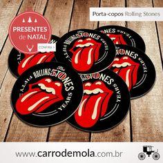 Os porta-copos Rolling Stones são ótimas opções para presentear aquele amigo especial neste Natal! Confira esta e muitas outras opções de presentes! http://carrodemo.la/8764e #presentesdenatal #natal #fimdeano #ótimasopçõesdepresentes #presentesdequalidade #presenteandocombomgosto #portacopos #estilosos #RollingStones #carrodemola