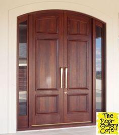 super Ideas for wooden main door design entryway - wooden door design Exterior Doors, Indian Doors, Wooden Bifold Doors, House Front Porch, Entrance Design, Wooden Main Door Design, Double Door Design, Door Design Interior, Wooden Main Door
