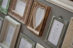 I'm collecting picture frames!