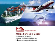 Cargo Services, Relocation Services, Airplane View, Dubai, Commercial