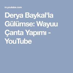 Derya Baykal'la Gülümse: Wayuu Çanta Yapımı - YouTube