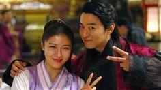 Ha Ji Won & Joo Jin Mo starring in Empress ki