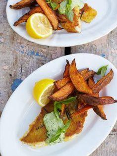 Fish Fingers Recipe   Fish Recipes   Jamie Oliver Recipes
