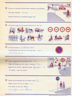 1967 opgaven verkeersexamen
