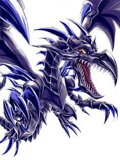 Yugioh - Red Eyes Black Dragon