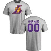 Men's Los Angeles Lakers Design-Your-Own Short Sleeve T-Shirt- - NBA Store