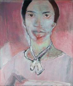 Marlene Dumas (3 August 1953) is a South African born artist and painter who lives and works in Amsterdam, The Netherlands. In the past Dumas produced paintings, collages, drawings, prints and installations. She now works mainly with oil on canvas and ink on paper.  http://www.marlenedumas.nl/
