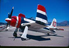 """F8F-2 """"Miss Priss"""", Reno, 1972 . . ."""