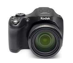 Kodak PIXPRO Astro Zoom AZ522 16 MP Digital Camera with 52X Opitcal Zoom 1080p Video Recording and 3 LCD Screen Black * Read more  at the image link.Note:It is affiliate link to Amazon. #like4like