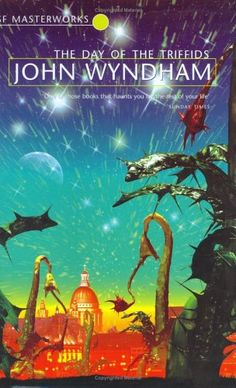 "In 1951 John Wyndham published his novel The Day of the Triffids to moderate acclaim. Fifty-two years later, this horrifying story is a science fiction classic, touted by The Times (London) as having ""all the reality of a vividly realized nightmare.""  Bill Masen, bandages over his wounded eyes, misses the most spectacular meteorite shower England has ever seen."
