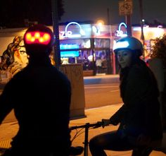 Fancy - Torch Bicycle Helmet