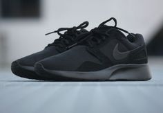 Nike Kaishi Run Triple Black