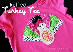Turkey Time! | Positively Splendid {Crafts, Sewing, Recipes and Home Decor}