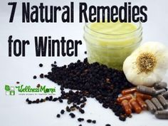 7 Natural Remedies to Keep on Hand in Winter