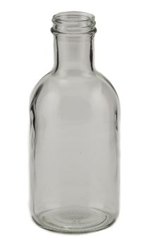 16 oz Stout Bottle 38 CT - A new favorite in the market for sauces, ketchup & fermented beverages. It's also makes an attractive and unique bottle for pourable bath & body products.