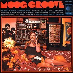 Electronic Concept Orchestra: Moog Groove