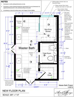 BEFORE U0026 AFTER: An Accessible Master Bathroom Is Created Using Universal  Design Principles