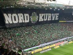 Borussia Mönchengladbach, Alemanha.