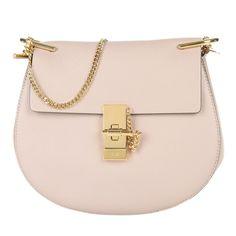 8fc7c4ea00c12 Wir haben Chloé Tasche - Drew Crossbody Bag Cement Pink - in rosa -  Umhängetasche für