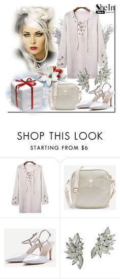 """""""Shein 4"""" by almamehmedovic-79 ❤ liked on Polyvore"""