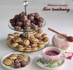 Néró teasütemény   Bibimoni Receptjei Izu, Breakfast, Food, Morning Coffee, Essen, Meals, Yemek, Eten