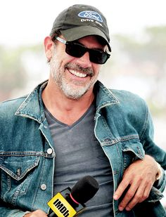 """ Jeffrey Dean Morgan attends the IMDb Yacht at San Diego Comic Con 2016 on July 23, 2016. """