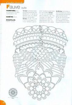 вязание крючком скатерти журналы | сделать ручной работы, вязание крючком…