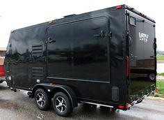 VRV camplite trailer!!!! all aluminum, so light SUVs can tow um!