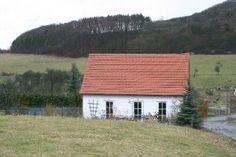 """Haus """"Silvia"""" für Ihren Urlaub mit dem Hund mit eingez. Garten in der Rhön - Ferienhaus Sylvia für 2 - 4 Personen mit eingezäunten Garten in"""