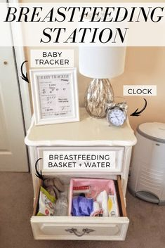 organization NURSERY ORGANIZATION FOR THE NESTING MOM - Healthy Little Mama Nursery organization ideas for the nesting mom. How to maximize storage in a small space using your changing table, dresser, and closet shelves Baby Boy, After Baby, Baby Arrival, Baby Hacks, Baby Tips, Hacks Diy, Pregnant Mom, First Time Moms, Breastfeeding Tips