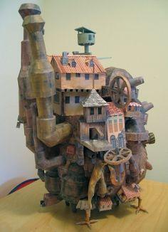 free paper-craft models