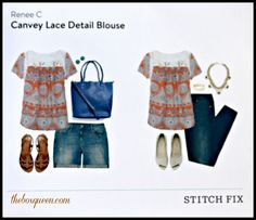 STITCH FIX JUNE REVIEW- 2nd Box of the Month | The Box Queen #stitchfix @stitchfix #stitchfixreviews