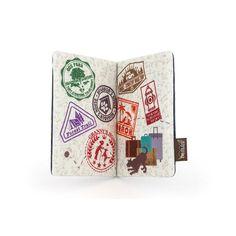 Globetrotter - Pupster Passport