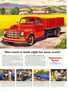 1950 Studebaker Truck Ad-02