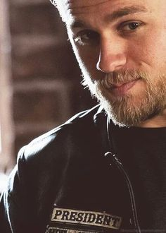 I'm still mad at Jax but that won't stop me from staring at him.
