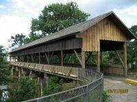Ponte Antônio Bortolom.  Caçador- SC