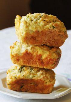 Make Garlic Zucchini Bread with this recipe.