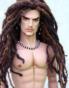 abiti dolls model
