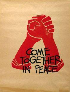 Peace ✌❤