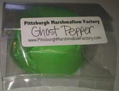 Ghost Pepper Marshmellow Pittsburgh Marshmellow Factory