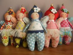 Country Keepsake Dolls