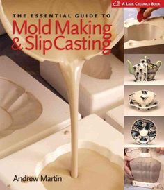 For potters, mold making is invaluable because it allows them to slip-cast identical multiples of their workand this newly revised, now in color edition of Andrew Martins classic is the definitive gui