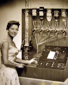 Cocktail machine - need one of these!