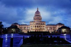 State Capitol Building — Austin, Texas. texasgotitright.com