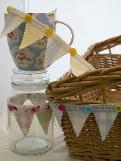 Bunting basket