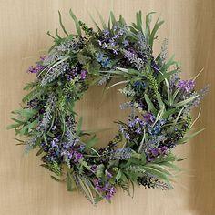 Provence Lavender Wreath | Gump's