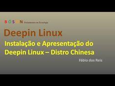 #Deepin #Linux - Apresentação e Instalação - YouTube