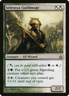 Elvish Archdruid Magic the Gathering MTG M13 2013 SP//NM