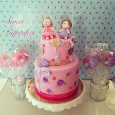 Twins cakes